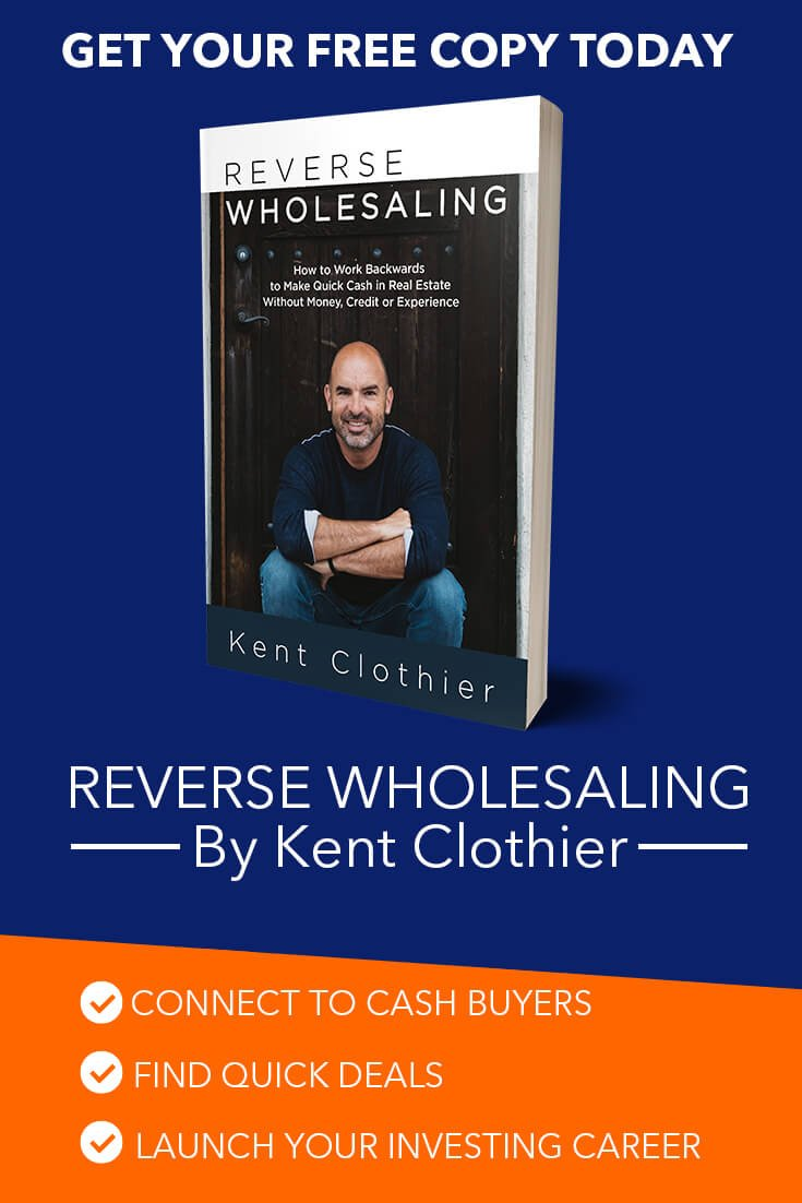 Reverse Wholesaling Book